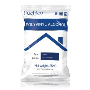 088-60 Polyvinyl Alcohol Partially Hydrolyzed Used For Paper Adhesive